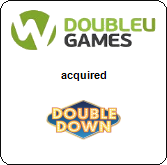 DoubleU Games Co., Ltd.,  acquired Double Down Interactive