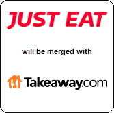 Just Eat will be merged with Takeaway.com,